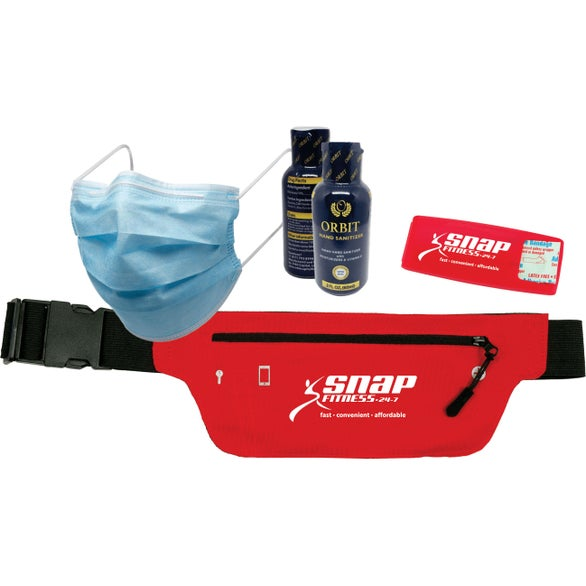 Red Sport PPE Bundle