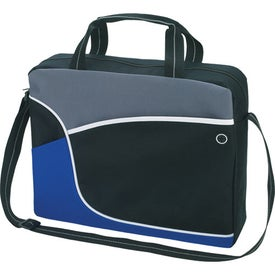 Sportage Briefcase/Messenger Bag for Marketing