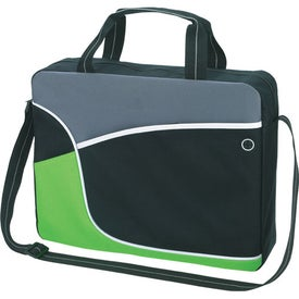 Logo Sportage Briefcase/Messenger Bag