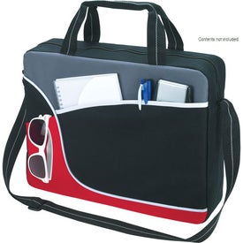 Sportage Briefcase/Messenger Bag Giveaways