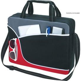 Sportage Briefcase/Messenger Bag Giveaways
