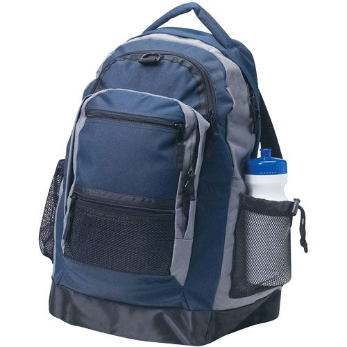 Navy Blue Sports Backpack