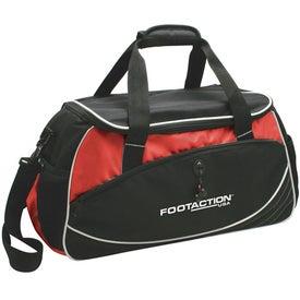 Logo Sports Duffle Bag
