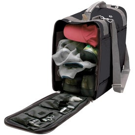 Advertising Sports Locker Bag