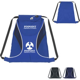 Advertising Sports Pack with Mesh Sides