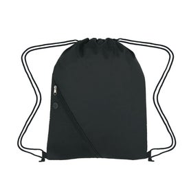 Sports Pack With Outside Mesh Pocket Printed with Your Logo