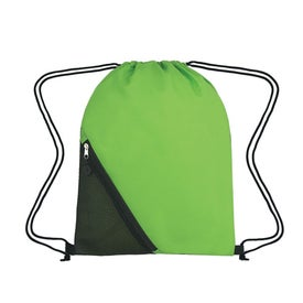 Sports Pack With Outside Mesh Pocket for your School