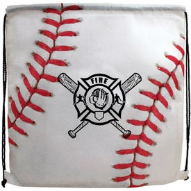 Sports Style Drawstring Backpack for Customization