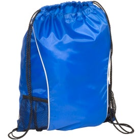 Sportsman String A Sling Backpack with Your Logo