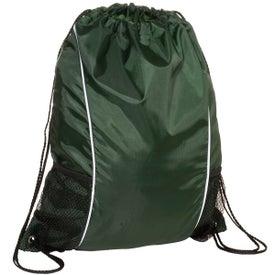 Logo Sportsman String A Sling Backpack
