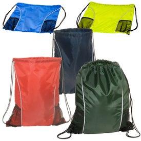 Printed Sportsman String A Sling Backpack
