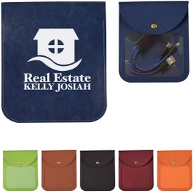 Square Tech Accessories Pouch