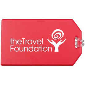 Standard Luggage Tag