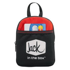 Personalized Stash Backpack