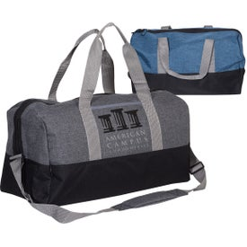 Strand Snow Canvas Duffel Bag