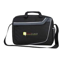 Branded Streamline Briefcase