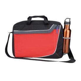 Custom Streamline Briefcase