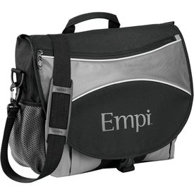 Stretch Compu-Messenger Bag