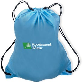 Promotional String A Sling Backpack