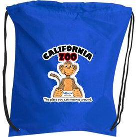 String Backpack for Marketing