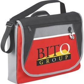Promotional Studio Messenger Bag