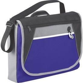 Logo Studio Messenger Bag