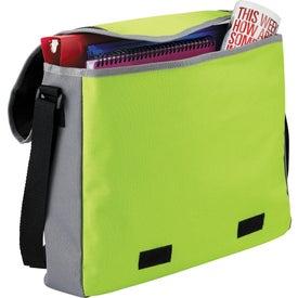 Personalized Studio Messenger Bag