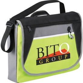 Studio Messenger Bag Branded with Your Logo