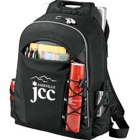 Custom Summit Checkpoint-Friendly Compu-Sling Backpack