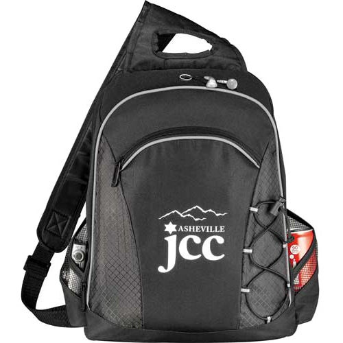 Black Summit Checkpoint-Friendly Compu-Sling Backpack