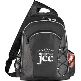 Branded Summit Checkpoint-Friendly Compu-Sling Backpack