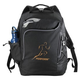 Summit Checkpoint Friendly Compu Backpack