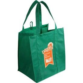 Custom Sunbeam Jumbo Shopping Bag