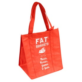Customized Sunbeam Jumbo Shopping Bag