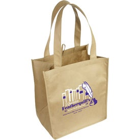 Custom Sunbeam Tote Shopping Bag