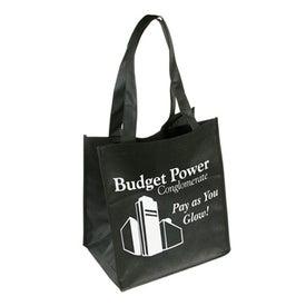 Monogrammed Sunbeam Tote Shopping Bag