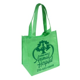Sunbeam Tote Shopping Bag with Your Logo
