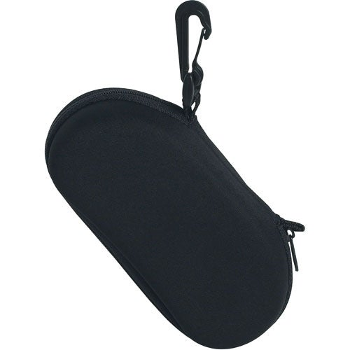 Black Sunglass Case with Clip