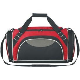 Advertising Super Weekender Duffel Bag