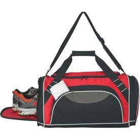 Super Weekender Duffel Bag for Customization