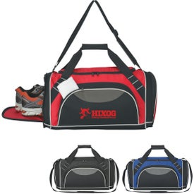 Personalized Super Weekender Duffel Bag