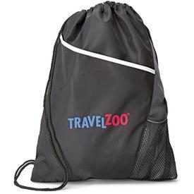 Logo Surge Sport Cinch Bag