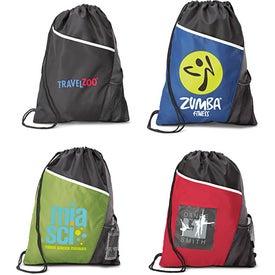 Customized Surge Sport Cinch Bag