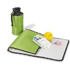 Personalized Sweet Pea Diaper Bag Kit