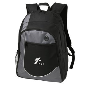 Swoosh Computer Backpack for Marketing