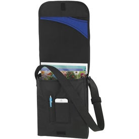Swoosh Flap Messenger Bag for Customization
