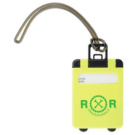 Taggy Luggage Tag for Your Organization