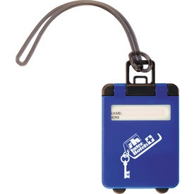 Taggy Luggage Tag for Your Company