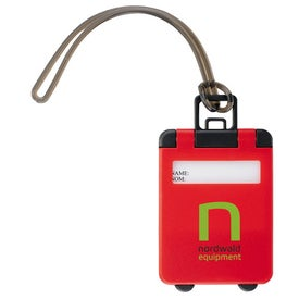 Advertising Taggy Luggage Tag