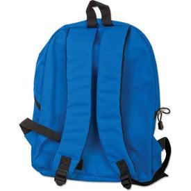Monogrammed Target Backpack